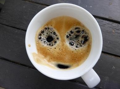 Kaffeeaugen